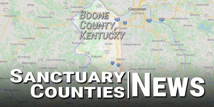 Boone County Kentucky