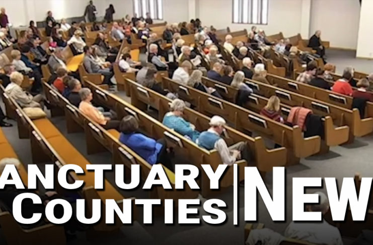 Why we keep and bear arms Sanctuary Counties