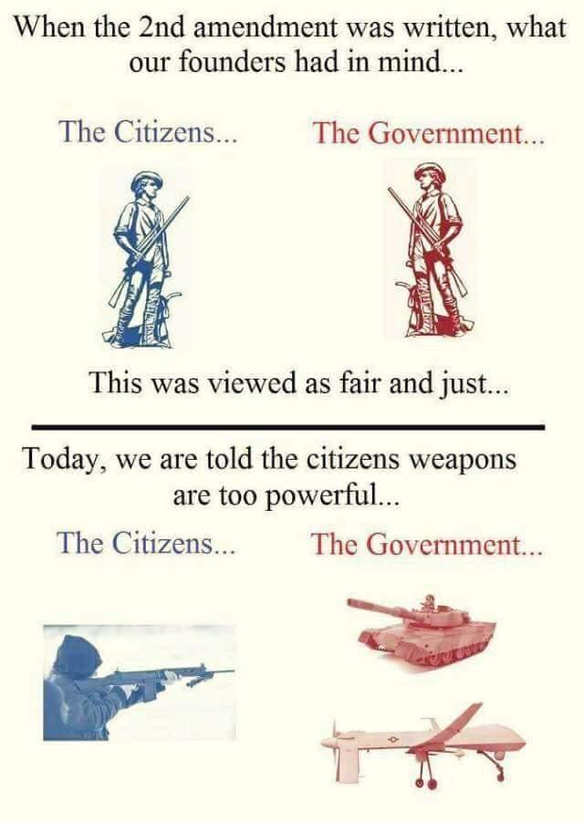 Citizen Versus Government