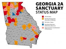 Georgia Map Update-2-25-2020