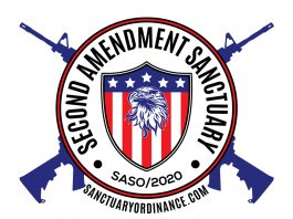 Logo for Second Amendment Sanctuary website sanctuaryordinance.com